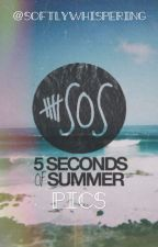5SOS Pics by softlywhispering