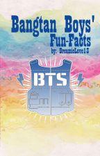 Bangtan Boys' Fun-Facts by DreamieLove13
