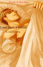 Erwin X Reader oneshots by JordanTheTrashKing