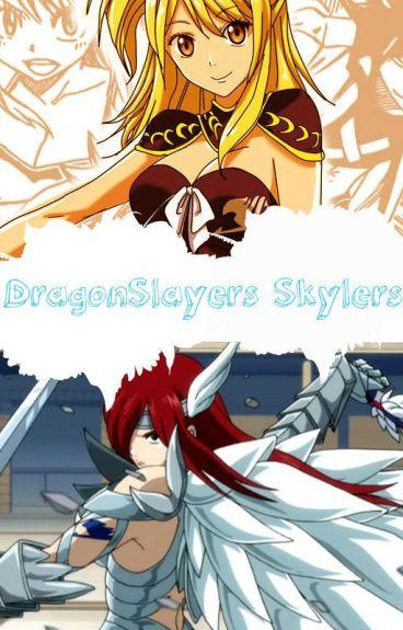 Fairy Tail -Dragonslayers Skylers / PAUSADA