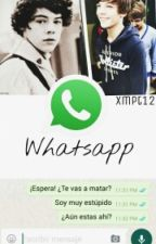 Whatsapp » Larry Stylinson √♥ by xmpt12