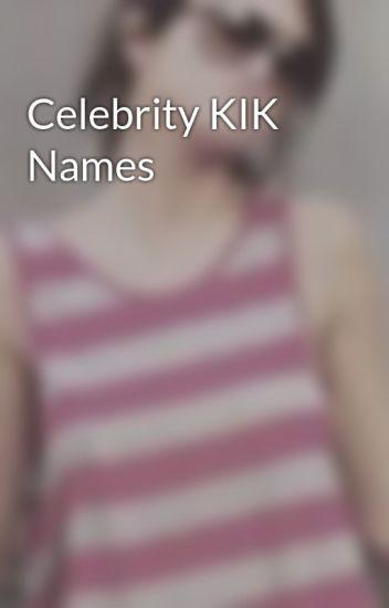 Kik names