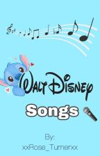 Disney songs by xxSummer_Queenxx