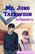 Mr. Jung Taekwoon by Chawoonsangbean05