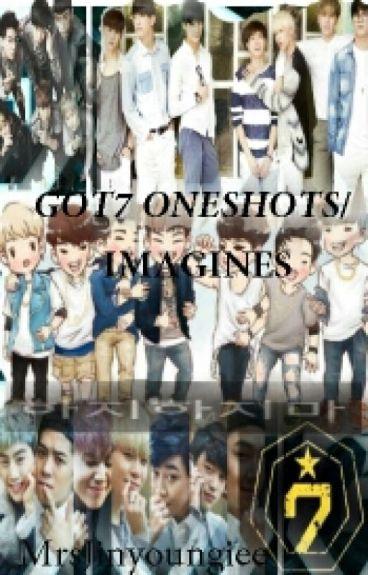 Got7 Oneshots/Imagines (Open for Requests)