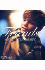 Friends? / A Romeo Beckham Fanfic by jaffas