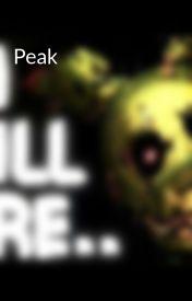 Peak by CaineLewisHodges