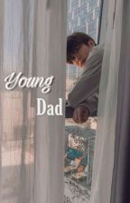 Young Dad by queenindaa