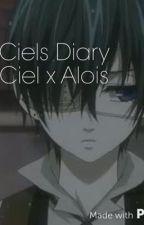 Ciel's Diary~ Ciel x Alois by chloe_rainy
