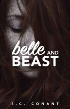 Belle And Beast by veins_of_ink
