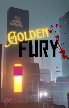 Golden Fury by TheTravellersloft