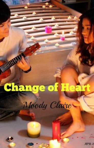Moody Claire: Change Of Heart
