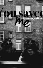 you saved me II larry hybrid au II short story by annso_stylinson