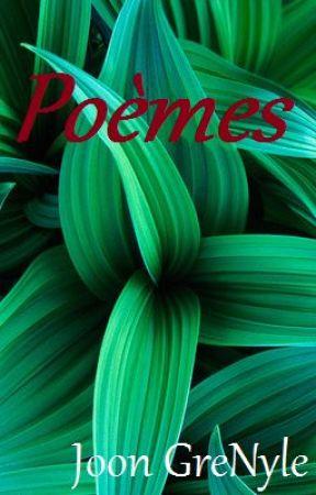 Poèmes by Joon_Nathea