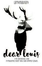 Dear Louis.[Larry] by larryimaginary