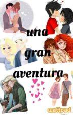 Una gran aventura by Altamar_29