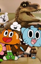 The amazing world of Gumball fanfiction by thejokingjoker