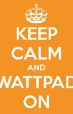 Top 5 Favoritee Wattpad Stories by BradMarsh