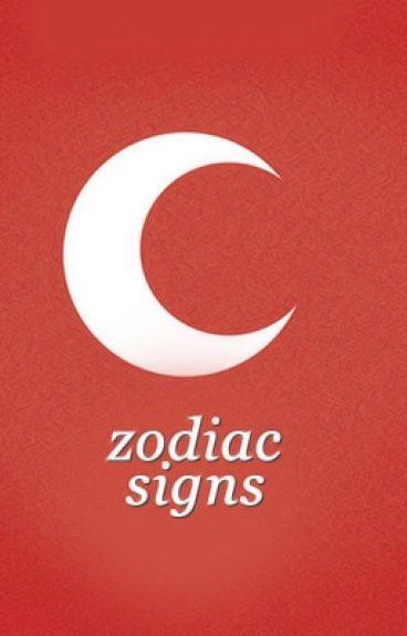♔ Zodiac Signs ♔