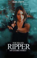 Ripper by h4llysant