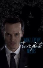 What Every Fairytale Needs {#Wattys2015} by Kirsten221b