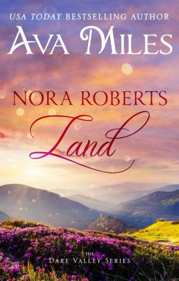 Nora Roberts Land by authoravamiles