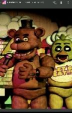 Five Nights at Freddy's Ask and Dare! by rosaliepbaleda