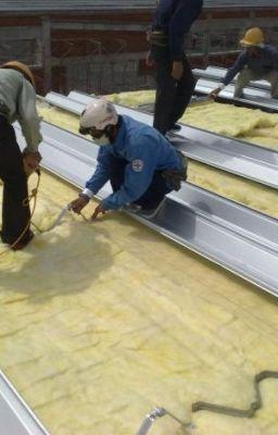 cách nhiệt mái tôn nhà xưởng tốt nhất
