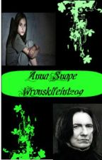 Anna Snape (book 1) by wronskifeint209