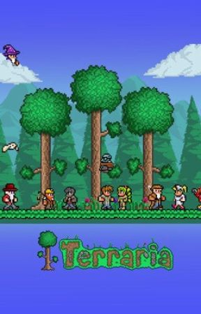 Cursed to Terraria - Air - Wattpad