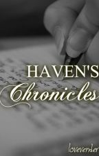 Haven's Chronicles (To be Publish under PSICOM on their bookazine REEDZ) by lovevender
