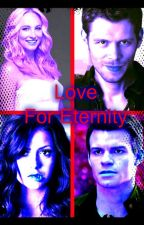 Love for Eternity by Brooklyn-Paige