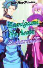 Kamigami no Asobi Scenarios by shingucci