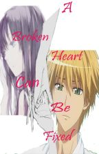 Usui Takumi x Reader by BernLovesTea