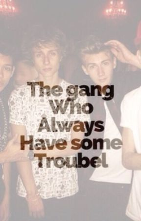 The gang who always have some trouble by frida_foooer00