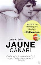 Jaune Canari by LucieJules