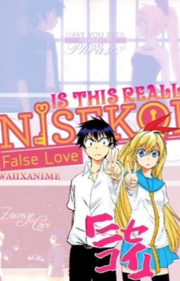 Is this really Nisekoi? (RakuXChitoge)