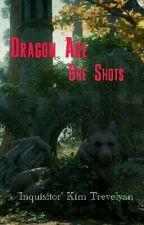 Dragon Age One Shots by Airlea-Sicarius