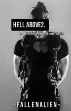HELL ABOVE 2. (Tom Kaulitz) by FallenAlien