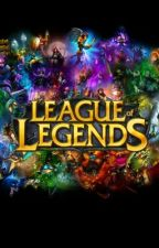 League of Legends by princess_of_unicornx