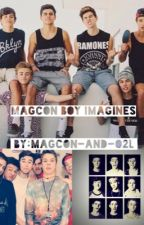 Magcon Imagines by hayeslayes