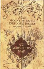 Marauders Map by Luvsoccer9