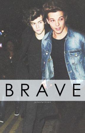 Brave. || Larry Stylinson. by jonastylinbrave