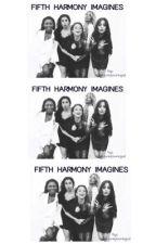 Fifth Harmony Imagines by OneLoveJauregui by onelovejauregui