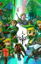 Link X Reader Images/Scenarios by lilginger73