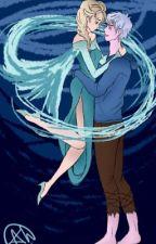 Elsa, Jack Frost un amor invernal by DanteDescendant