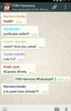 WhatsApp √√ |Fifth Harmony| by Aileen_pr