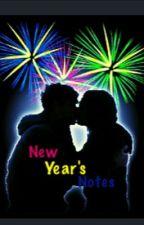 New Year's Notes by gonesiriuslyblack