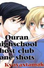 Ouran highschool host club one shot by walking_humans