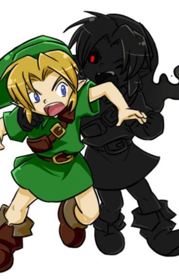 Rivalry ( Link x Reader x Dark Link )